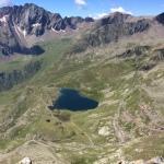 Lago Nero al Passo Gavia